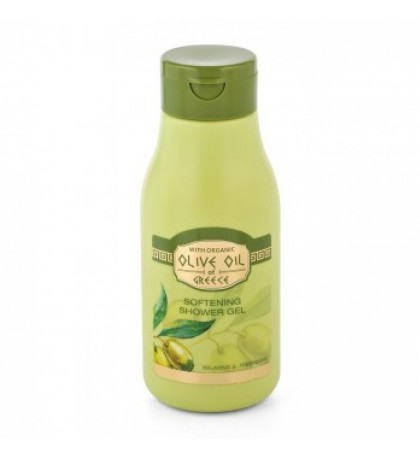 Softening shower gel OLIVE OIL OF GREECE 300 ml BIOFRESH