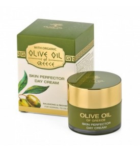 Skin Perfector Day Cream For Normal To Oily Skin Olive Oil Of Greece 50 Ml BIOFRESH