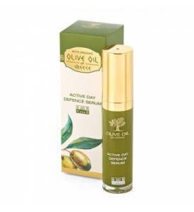 Active Day Defence Serum SPF 20 Olive Oil Of Greece 30 Ml BIOFRESH