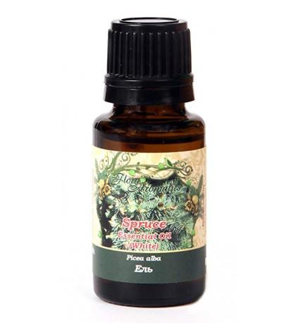 Spruce (White) Essential Oil 0.5 Fl Oz/15 Ml