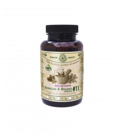 Herbals And Extracts Dandelion & Burdock #11 - 30G / 1OZ