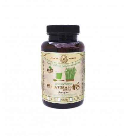 Herbals And Extracts WHEAT GRASS (Agropyron) #8 -30G / 1OZ