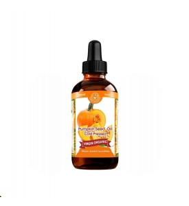 PUMPKIN SEED OIL COLD PRESSED VIRGIN ORGANIC 4FL.OZ./120ML
