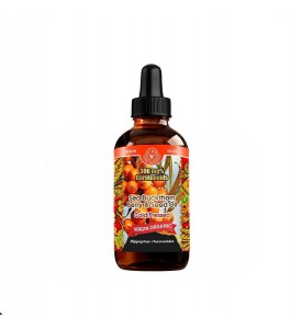 SEA BUCKTHORN OIL (SEED & BERRIES / 300 CAROTENOIDS COLD) PRESSED VIRGIN ORGANIC 4 FL.OZ / 120ML