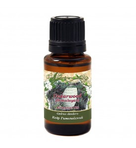 CEDARWOOD (Himalayan) ESSENTIAL OIL 0.5 FL.OZ / 15 ML
