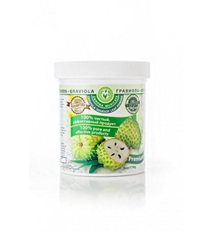 Graviola Soursop Leaf Powder 6oz / 170g