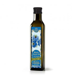 Black Seed Oil Cold Pressed Extra Virgin 8.45 fl oz/250 ml