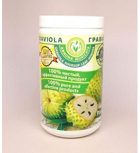 Graviola Soursop Leaf Powder 12oz / 340g
