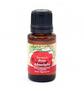 Rose Damask (Turkey) Absolute 5% Jojoba 15ml / 1/2 Fl Oz
