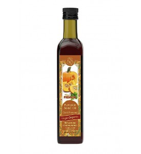 Pumpkin Seed Oil Cold Pressed Virgin Organic 16.9 fl oz/500 ml