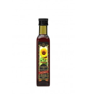 Sunflower Oil Cold Pressed Virgin Organic 8.45 fl oz/250 ml