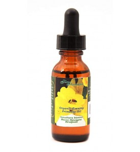 Organic Evening Primrose Oil 1 fl oz/30 ml