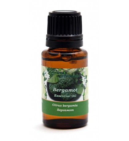Bergamot 100% Pure Essential Oil 0.5 fl oz/15 ml