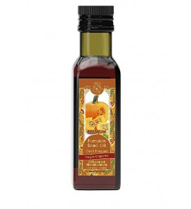 Pumpkin Seed Oil Cold Pressed Virgin Organic 3.4 fl oz/100 ml