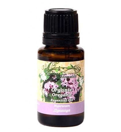 Organic Oregano Essential Oil 0.5 Fl Oz/15 Ml