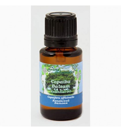 Copaiba Balsam Essential Oil 0.5 fl oz/15 ml