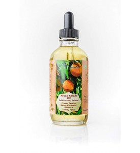 Peach Kernel Oil 4 Fl Oz/120 Ml