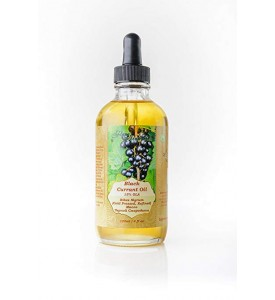 Black Currant Oil - 15% GLA 4 Fl Oz/120 Ml