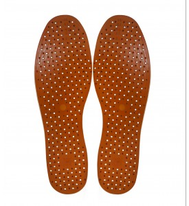 """Aromatic Massage insoles """"Frankincense & Alfalfa"""" with Herbal Extracts"""