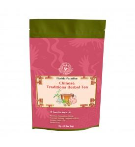 Chinese Traditions Herbal Tea, 100% Natural Ingredients, 10g/bag х 20 bags