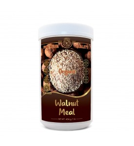 Organic Walnut Meal 1 lb/454 g