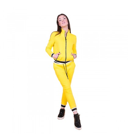 Women-Sweatsuit-Set-Jacket-and-Pants-Full-Zip-Sport-Suits-Tracksuits